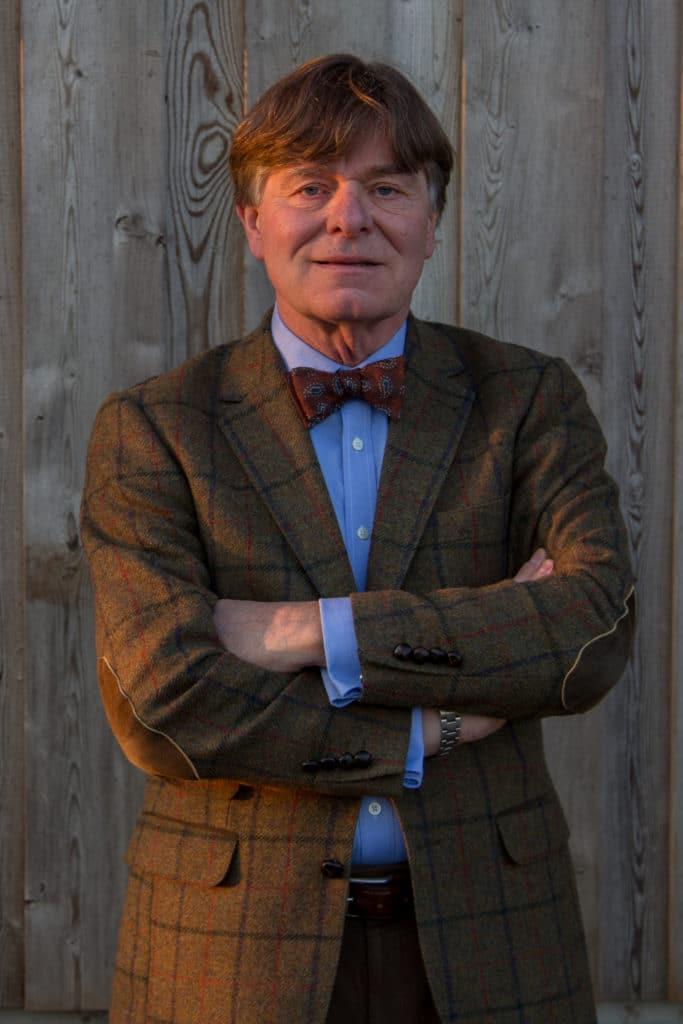 Architekt Reinhard Schneider