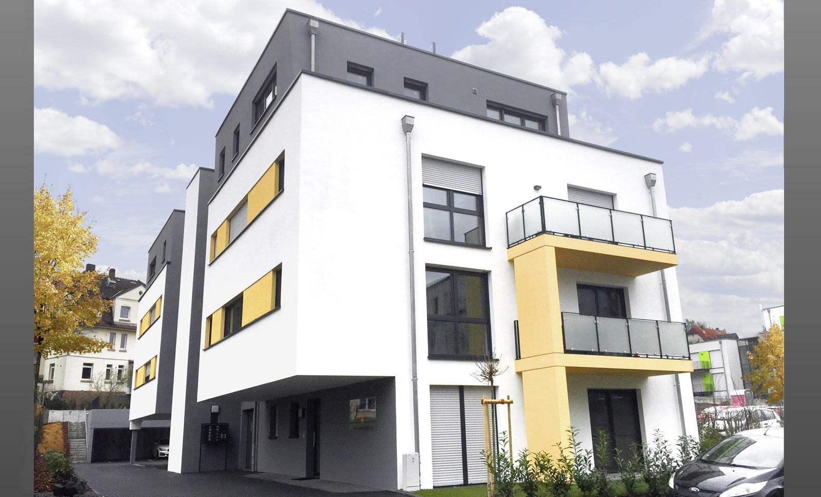 AS Norden Projekte Appartementwohnhaus Domici I