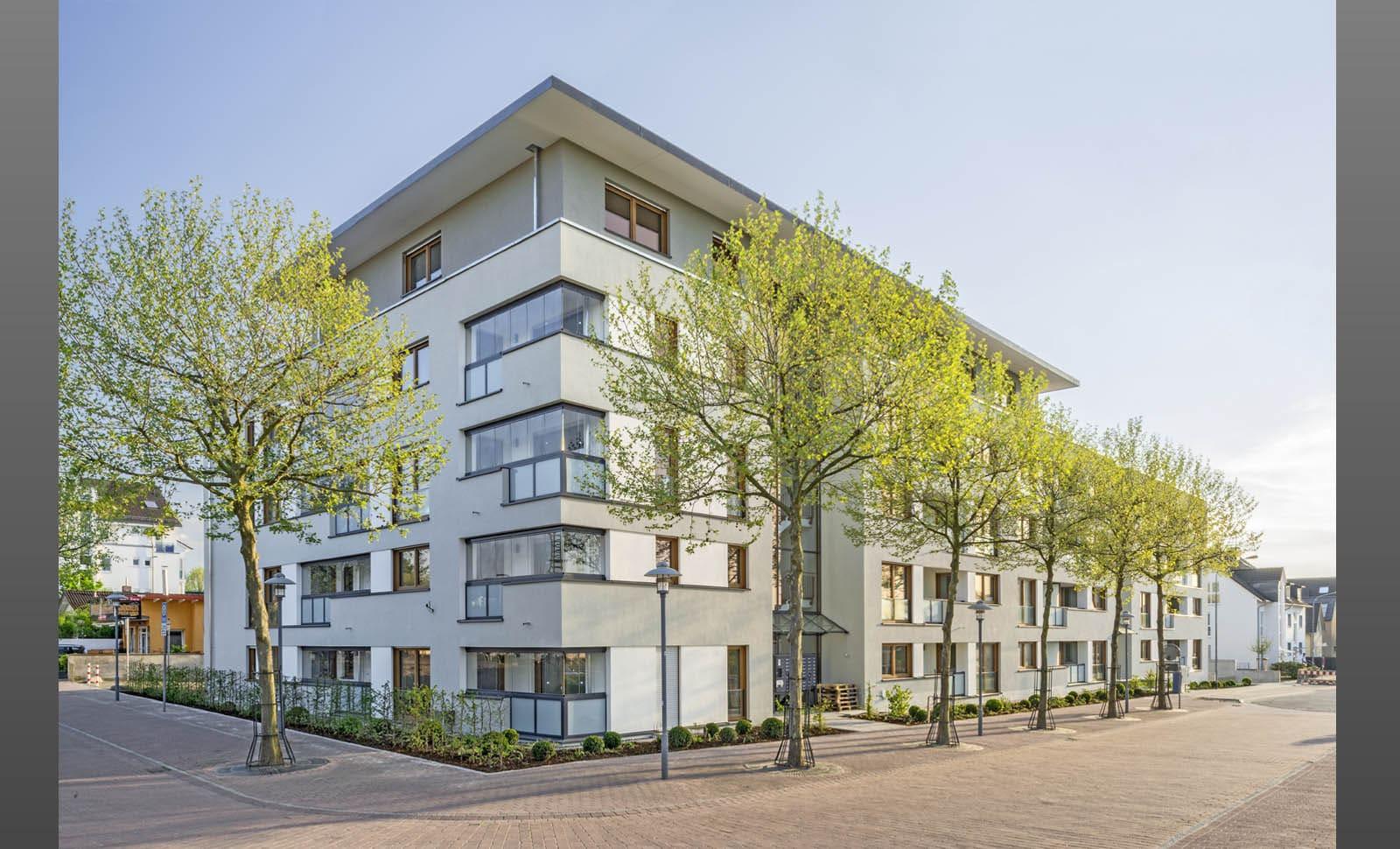 AS Norden Projekte Appartementwohnhaus Langen