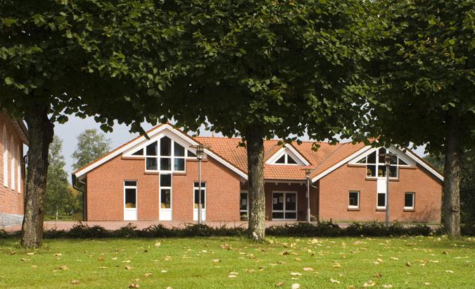 AS Norden Projekte Gemeindehaus Berumerfehn