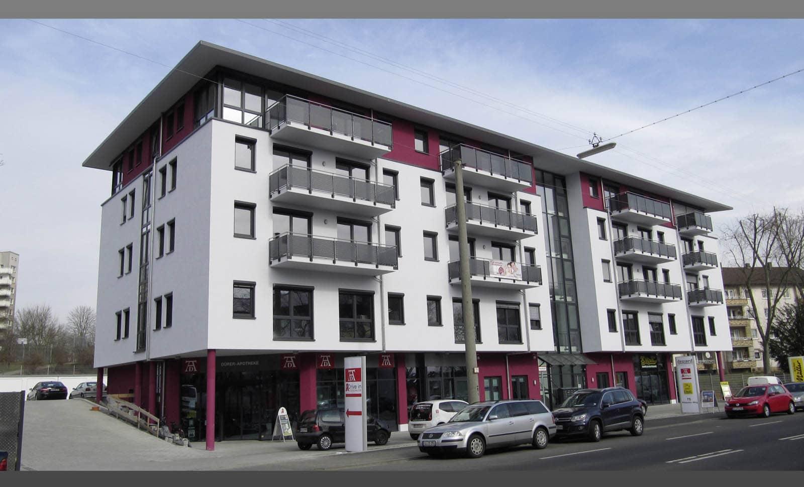 AS Norden Projekte Geschäftshaus Gießen