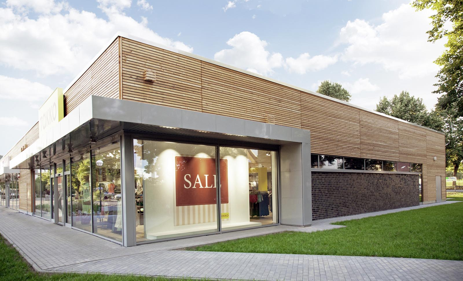 AS Norden Projekte Geschäftsgebäude Hungen