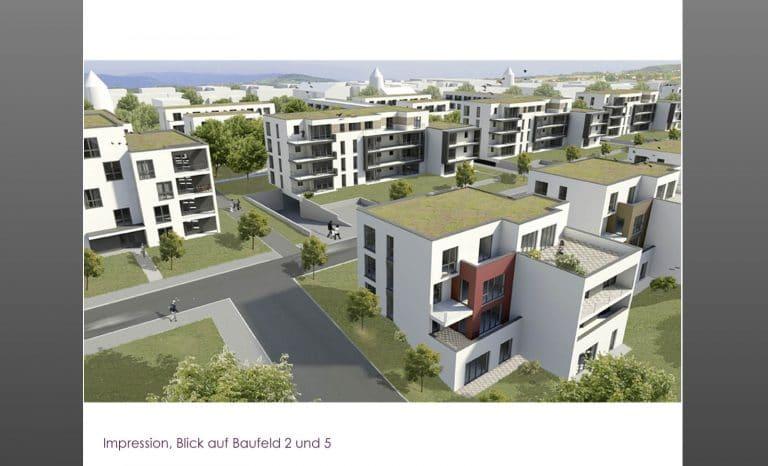 AS Norden Investorenwettbewerb Wohnquartier Bergkaserne