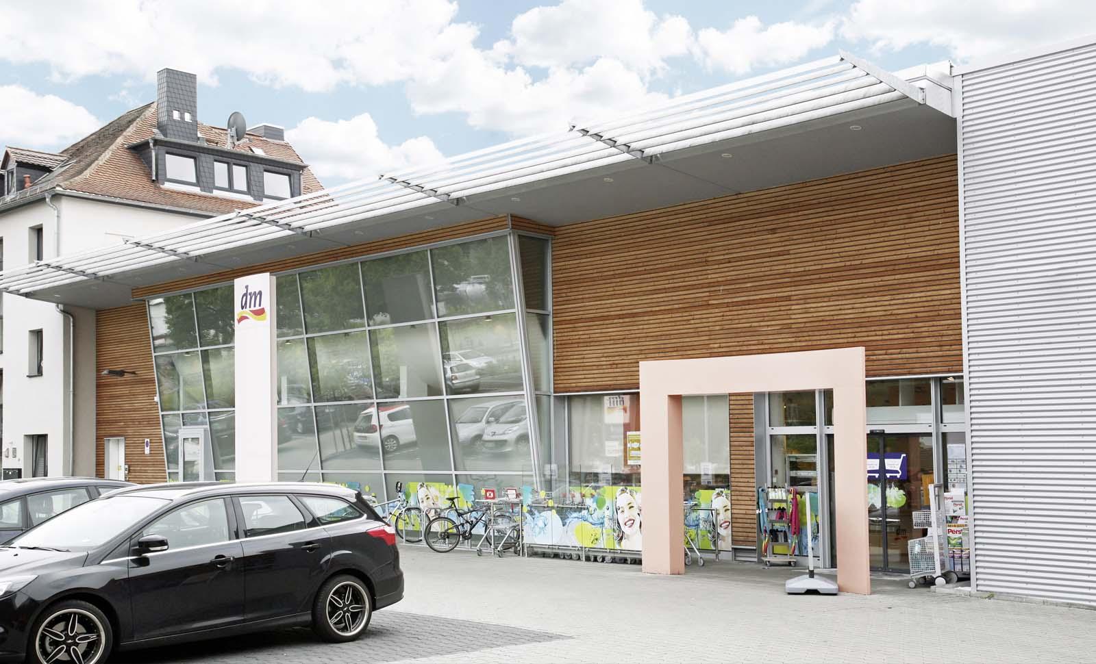 AS Norden Projekte Einzelhandelsflächen Marburg