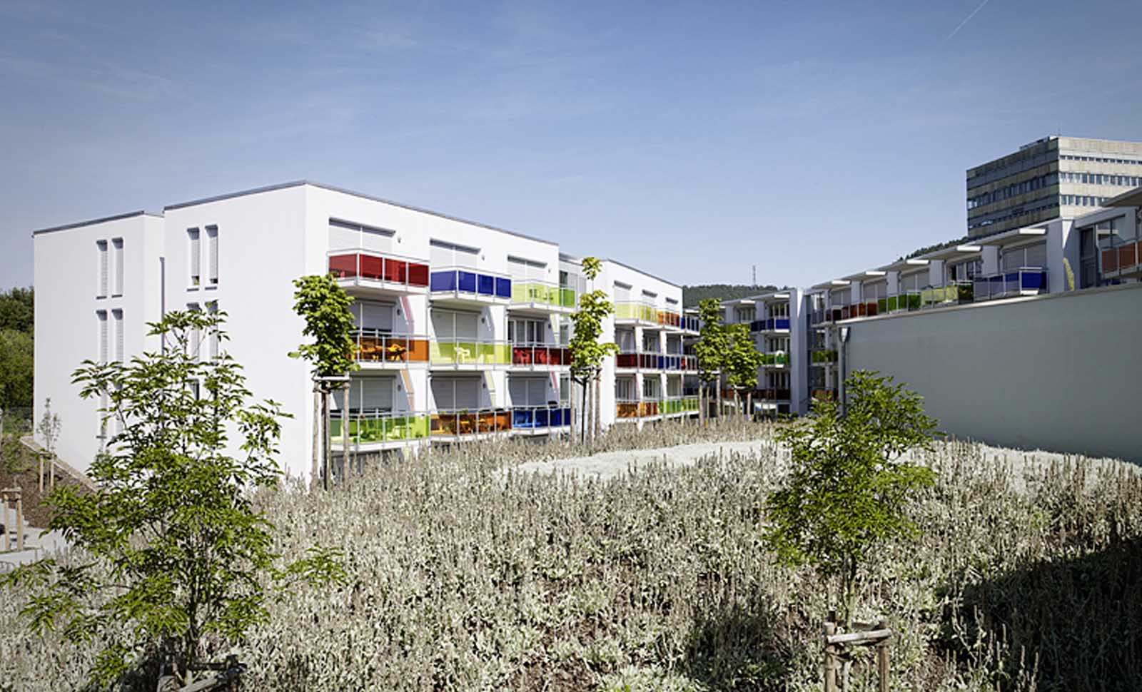 AS Norden Projekte Neubau Studentenappartements Marburg