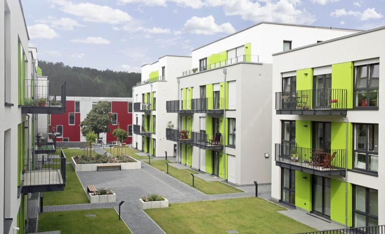 Wohnanlagen Kasseler Straße