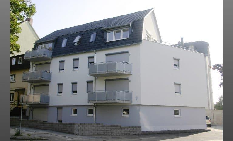 Wohnappartements Glaubrechtstraße