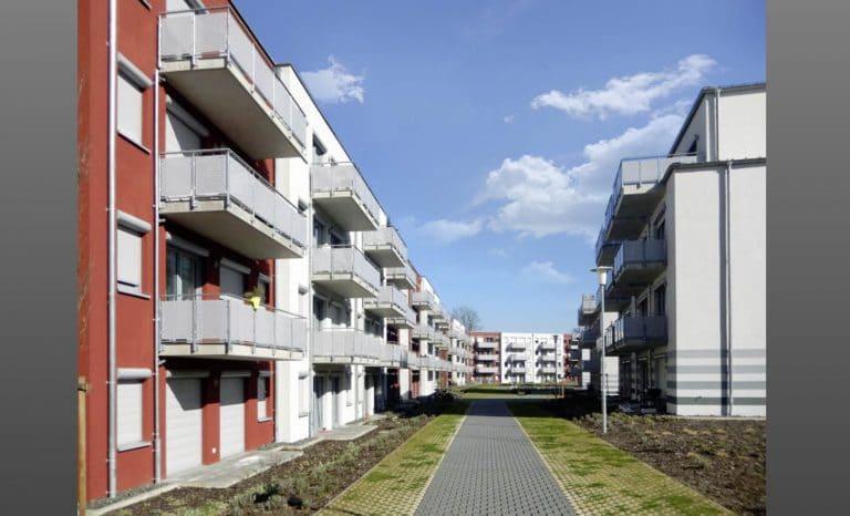 Neubau Wohngebäude