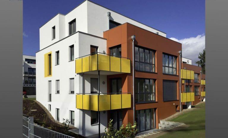 Wohngebäude Gießen