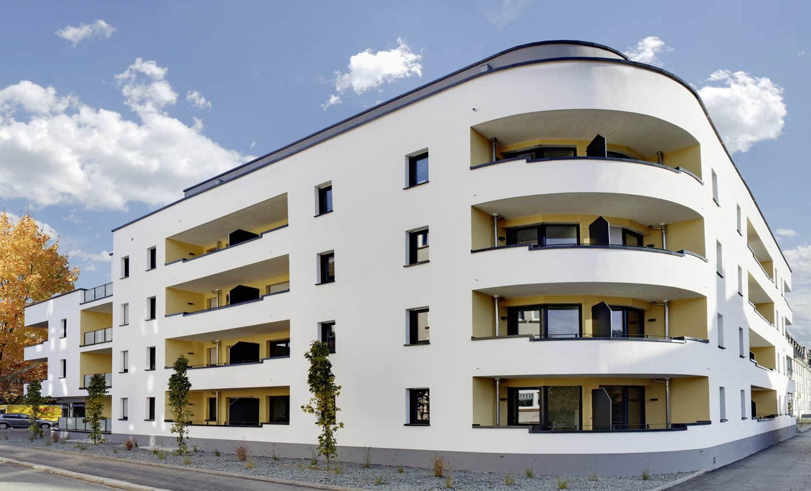 AS Norden Projekte Stadthaus Nordend