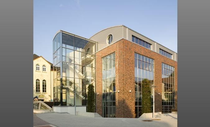 AS Norden Projekte Erweiterung Ulrichsgymnasium