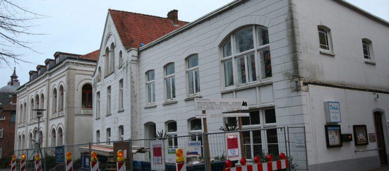 AS Norden Projekte Umbau und Sanierung Arztpraxis Am Marktplatz Norden