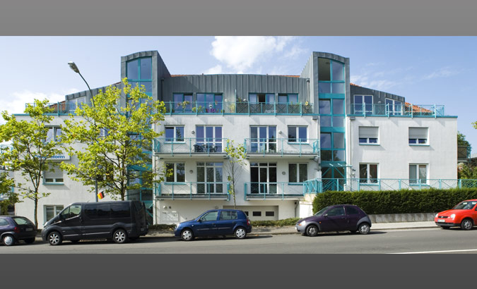 Wohn- und Bürohaus Gießen