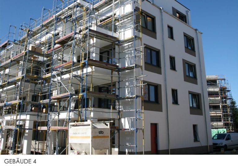 AS Norden Projekte Zweiter Bauabschnitt Q16 Stadtquartier Gießen Gebäude 4